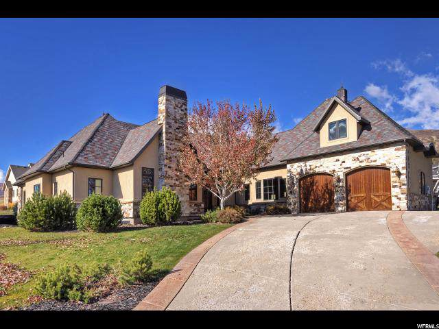 920 Cascade Ct, Midway, UT 84049 (#1639227) :: Big Key Real Estate
