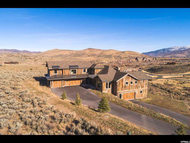 7111 N Caddis Dr, Heber City, UT 84032 (#1639250) :: Doxey Real Estate Group