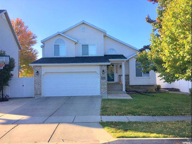 1535 W Pebblecreek Dr, Layton, UT 84041 (#1639264) :: Keller Williams Legacy