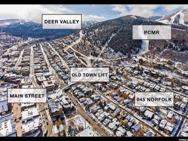 945 Norfolk Ave, Park City, UT 84060 (#1639288) :: Doxey Real Estate Group