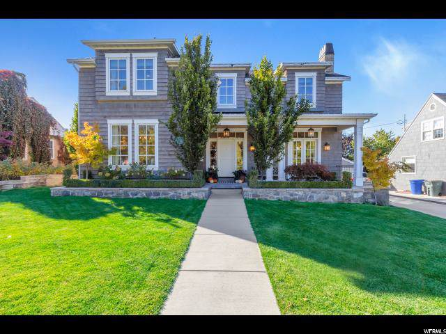 1972 E Yalecrest Ave, Salt Lake City, UT 84108 (#1639291) :: The Muve Group