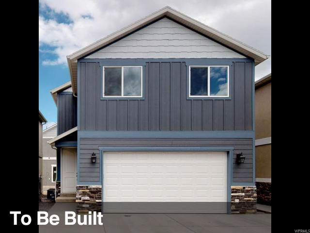 8704 N Pebble Aly, Eagle Mountain, UT 84005 (#1639311) :: Red Sign Team