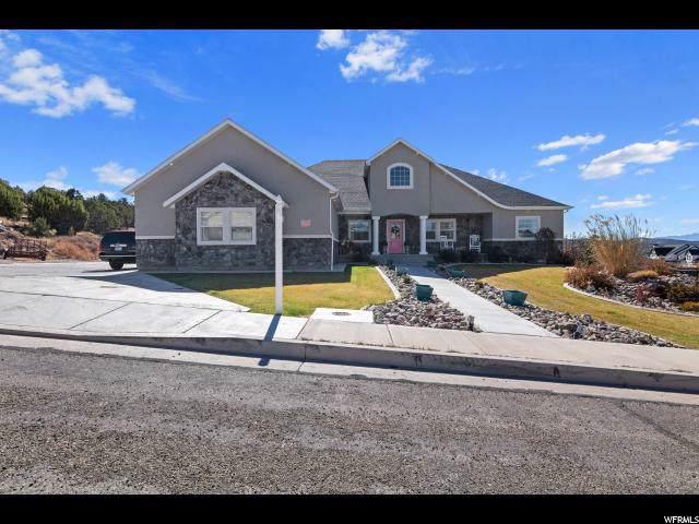 2837 W Eagle Ridge Loop, Cedar City, UT 84720 (#1639356) :: Big Key Real Estate