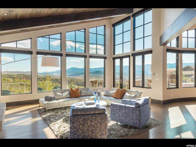 2415 E Canyon Gate Rd, Park City, UT 84060 (#1639369) :: The Fields Team