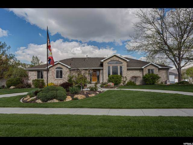 13297 S Trail Rider Cir, Draper, UT 84020 (#1639388) :: Red Sign Team