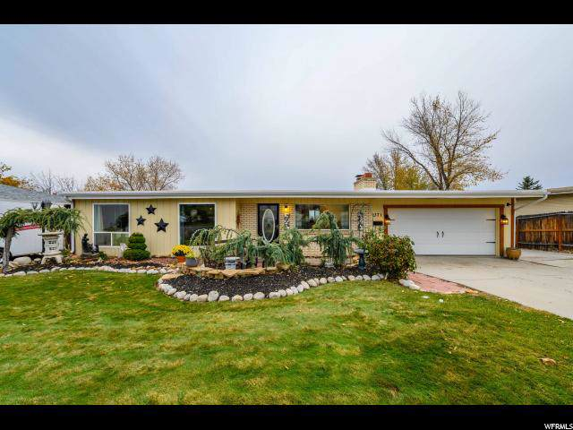 2371 E Cavalier Dr, Cottonwood Heights, UT 84121 (#1639427) :: Colemere Realty Associates