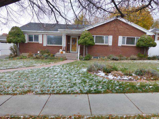 2141 E 1300 S, Salt Lake City, UT 84108 (#1639530) :: Keller Williams Legacy