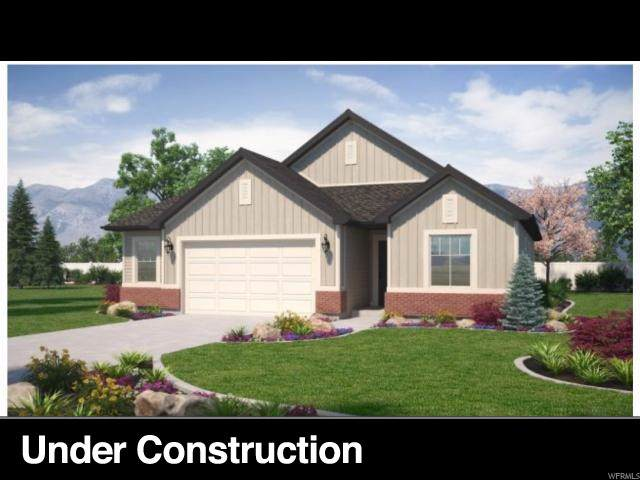 245 E 1825 N, North Ogden, UT 84414 (#1639538) :: Keller Williams Legacy