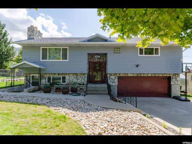 1453 E 12TH S, Ogden, UT 84404 (#1639555) :: Big Key Real Estate
