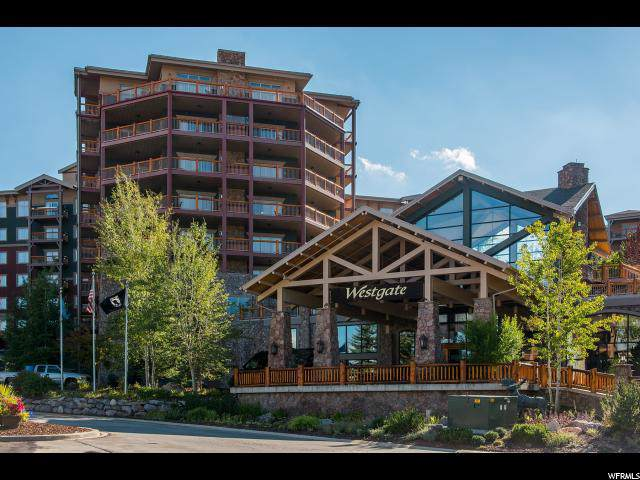 3000 Canyons Resort Dr #4702, Park City, UT 84098 (#1639586) :: RE/MAX Equity