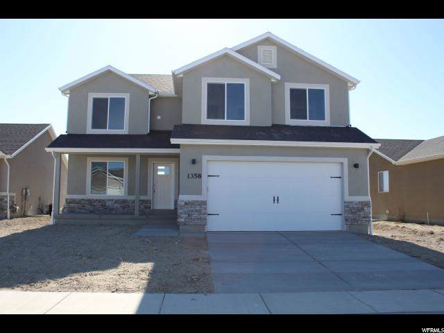 1358 E Rachel Way, Eagle Mountain, UT 84005 (#1639614) :: Red Sign Team