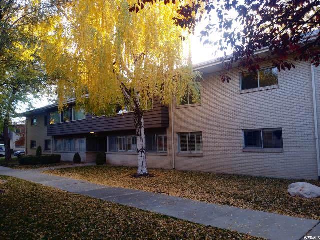 1150 E 2700 S G55, Salt Lake City, UT 84106 (#1639648) :: The Fields Team
