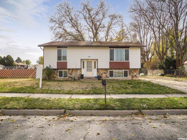 777 W 800 N, Clearfield, UT 84015 (#1639649) :: Red Sign Team