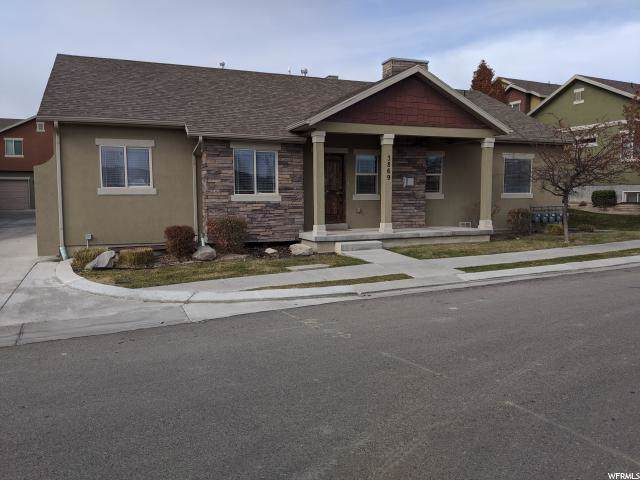 3869 E Cunninghill Dr, Eagle Mountain, UT 84005 (#1639663) :: Red Sign Team