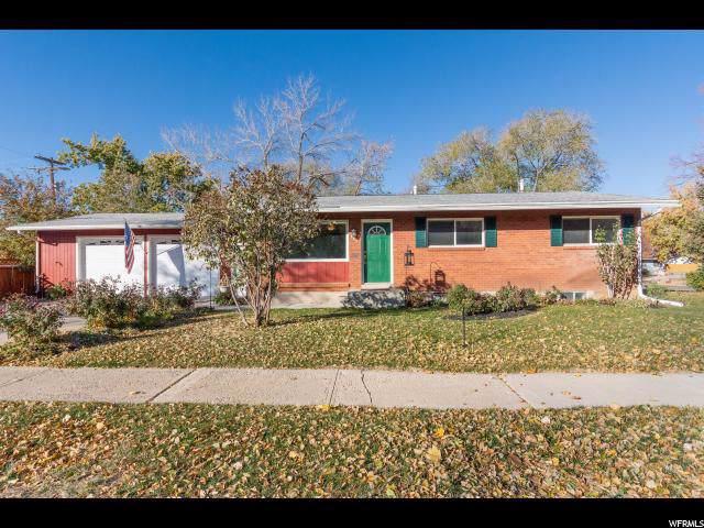 665 Van Buren E, Ogden, UT 84404 (#1639736) :: Big Key Real Estate