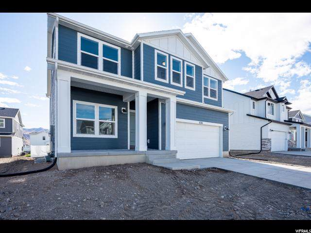 4366 E Willow Oak Way #517, Eagle Mountain, UT 84005 (#1639776) :: Red Sign Team