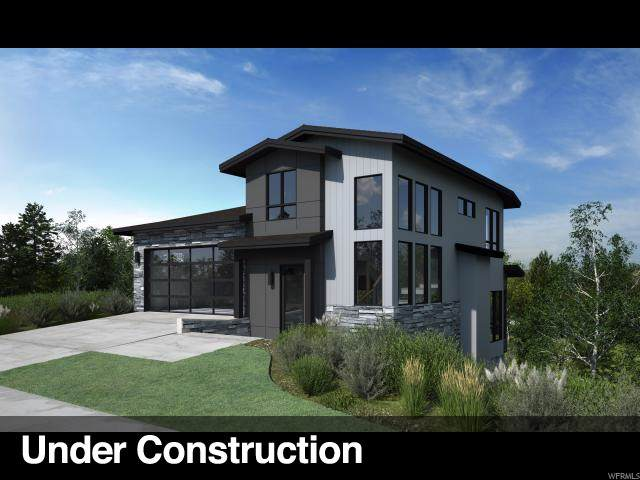 4332 W Discovery Way #203, Park City, UT 84098 (#1639815) :: Colemere Realty Associates