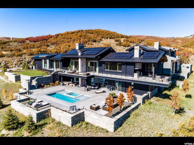 714 W Red Fox Rd, Park City, UT 84098 (#1639839) :: Belknap Team