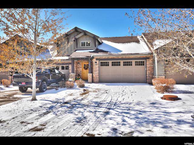 14077 N Council Fire Trl 18C, Heber City, UT 84032 (MLS #1639874) :: High Country Properties