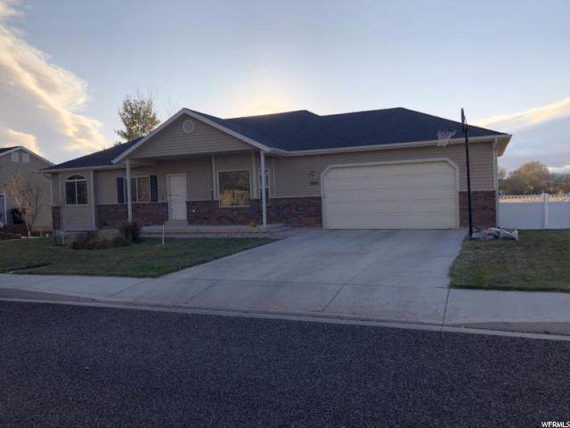 1551 N 3775 W, Cedar City, UT 84721 (#1639891) :: goBE Realty