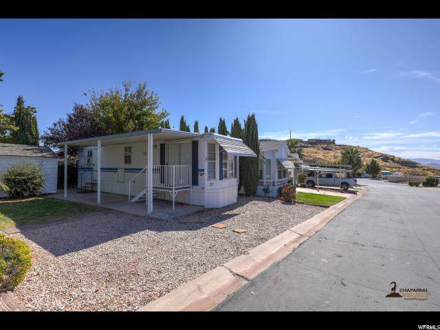 448 E Telegraph S, Washington, UT 84780 (#1639989) :: The Fields Team