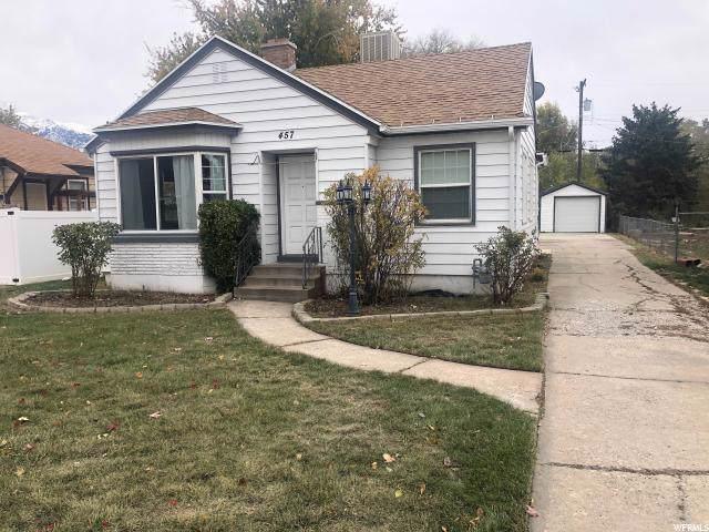 457 5TH St, Ogden, UT 84404 (#1640049) :: Big Key Real Estate