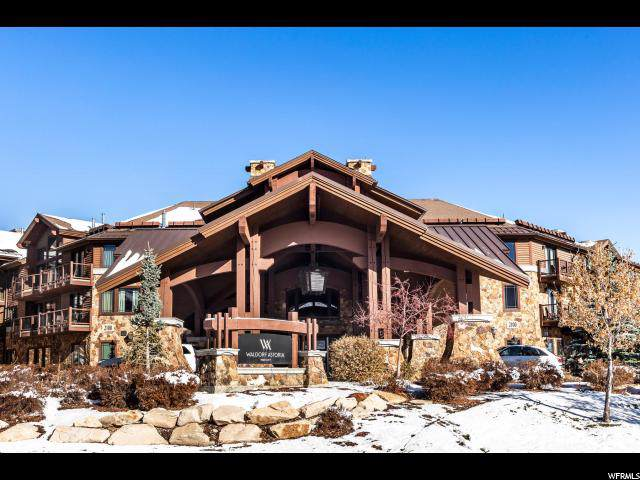 2100 W Frostwood Blvd #6118, Park City, UT 84098 (#1640110) :: Doxey Real Estate Group