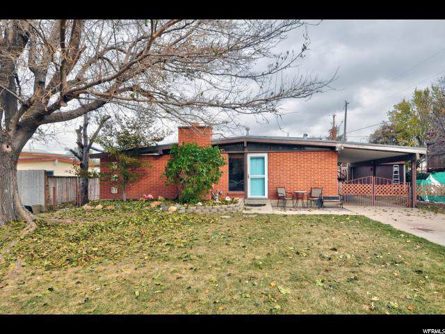 3951 S Southbourne Way W, West Valley City, UT 84119 (#1640116) :: The Fields Team