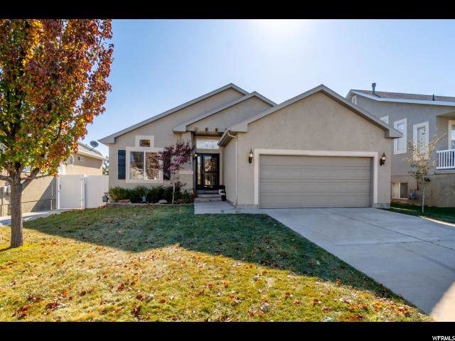 4963 W Diamondback Dr, Riverton, UT 84096 (#1640191) :: The Fields Team