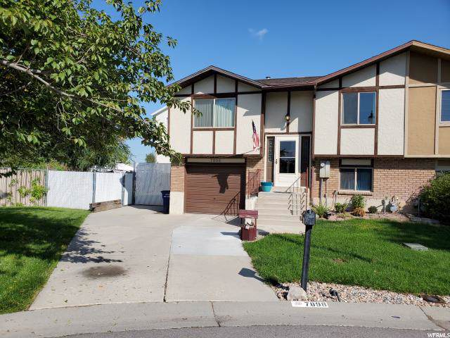 7898 S 2940 W, West Jordan, UT 84088 (#1640197) :: Doxey Real Estate Group