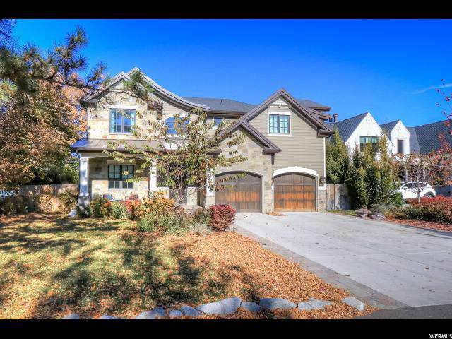 1605 E Millcreek Way S, Millcreek, UT 84106 (#1640205) :: Big Key Real Estate
