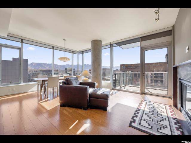 35 E 100 S #906, Salt Lake City, UT 84111 (#1640247) :: RE/MAX Equity