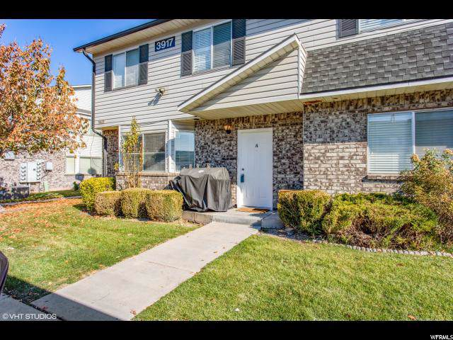 3917 W Rockwood Way S A, West Valley City, UT 84120 (#1640271) :: Big Key Real Estate