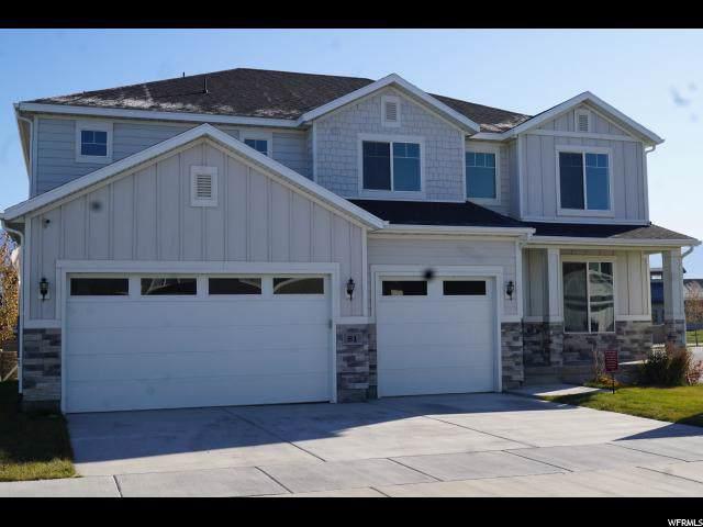 81 S Samara St W, Vineyard, UT 84059 (#1640329) :: Doxey Real Estate Group