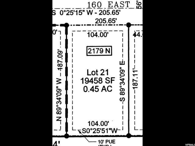 2179 N 160 E, Pleasant Grove, UT 84062 (#1640335) :: Utah City Living Real Estate Group