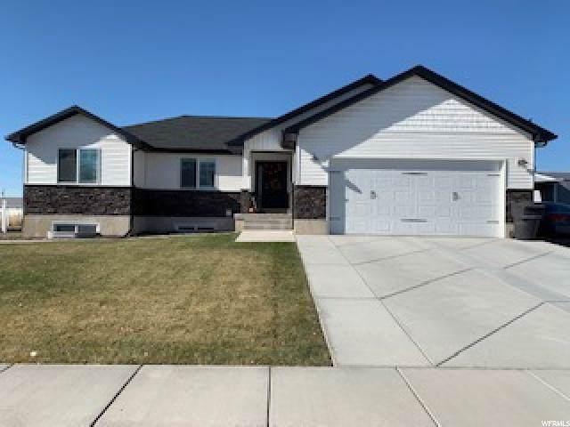 1002 S 700 W, Tremonton, UT 84337 (#1640336) :: Bustos Real Estate   Keller Williams Utah Realtors