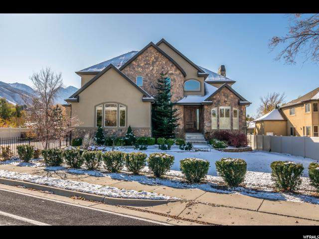 3214 E Fort Union Blvd S, Cottonwood Heights, UT 84121 (#1640350) :: Colemere Realty Associates