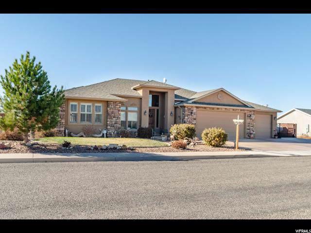 1735 N 3400 W, Cedar City, UT 84721 (#1640361) :: Big Key Real Estate