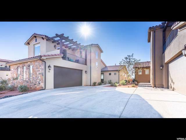 3800 N Paradise Vlg Dr #75, Santa Clara, UT 84765 (#1640366) :: Doxey Real Estate Group