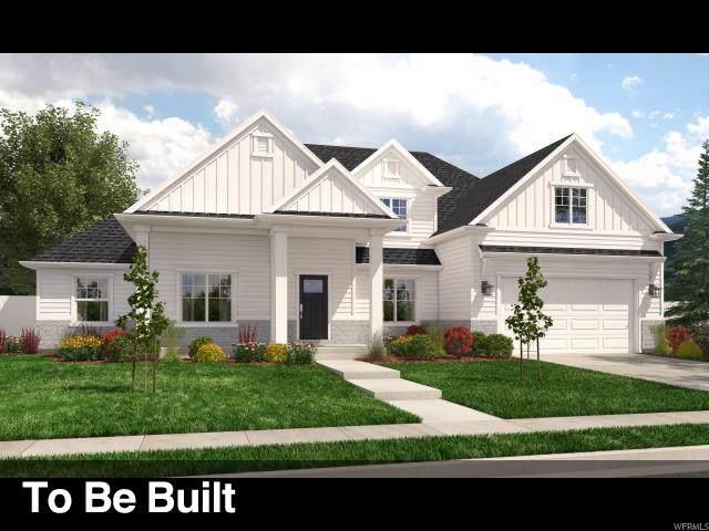 3743 S Garibaldi Way #412, Saratoga Springs, UT 84045 (#1640385) :: Doxey Real Estate Group