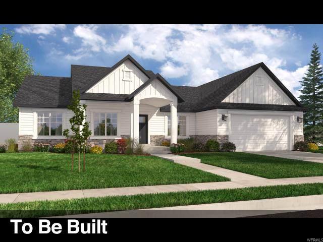 3757 S Garibaldi Way #413, Saratoga Springs, UT 84045 (#1640387) :: Doxey Real Estate Group