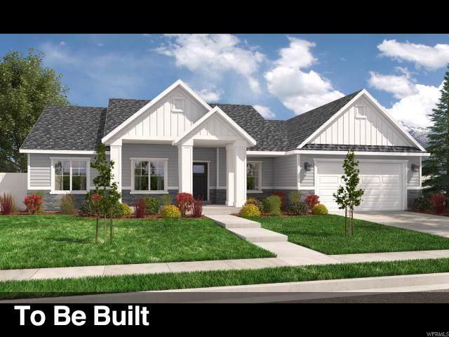 3769 S Garibaldi Way #414, Saratoga Springs, UT 84045 (#1640388) :: Doxey Real Estate Group