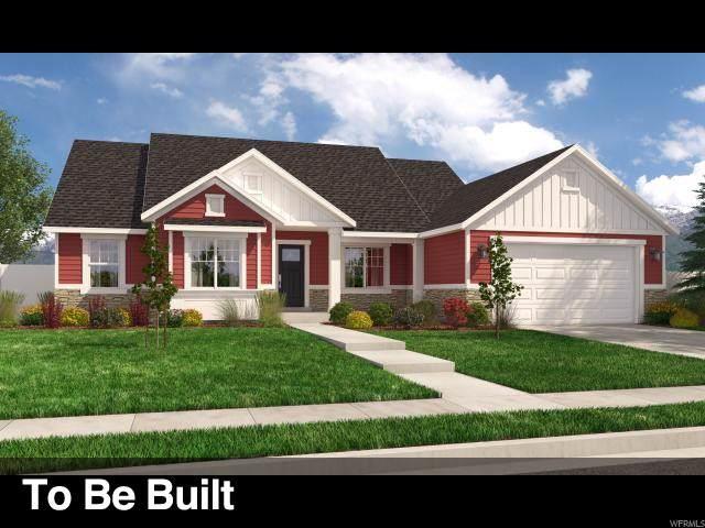 4292 N Seasons View Drive Dr #106, Lehi, UT 84043 (#1640394) :: Red Sign Team