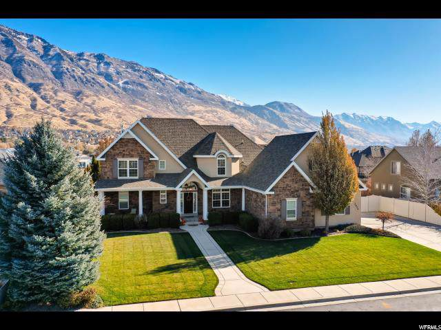2874 N 1130 W, Pleasant Grove, UT 84062 (#1640407) :: The Fields Team