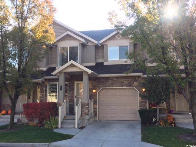 652 E Clearwater Dr, Layton, UT 84041 (#1640437) :: Red Sign Team