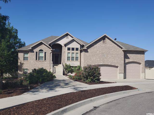 1081 W 3300 N, Pleasant View, UT 84414 (#1640441) :: Keller Williams Legacy