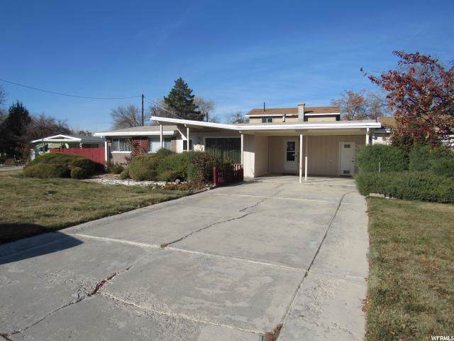 2928 W Lemay Ave, West Valley City, UT 84119 (#1640443) :: Big Key Real Estate