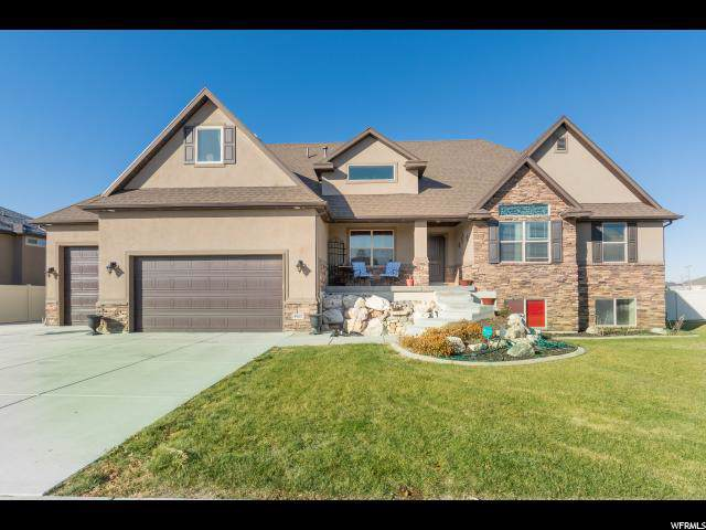 4961 S 5050 W, Hooper, UT 84315 (#1640449) :: Doxey Real Estate Group