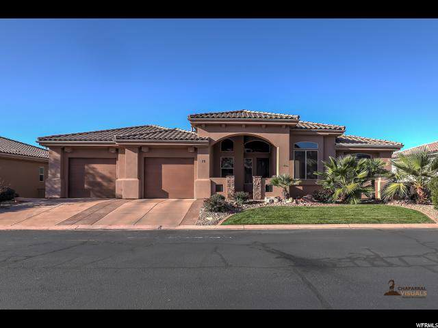 1795 N Snow Canyon Pkwy Unit 28, St. George, UT 84770 (#1640472) :: Doxey Real Estate Group