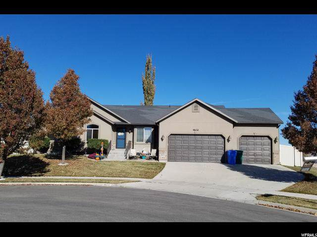 4632 W Zia Ct S, Riverton, UT 84096 (#1640476) :: The Fields Team